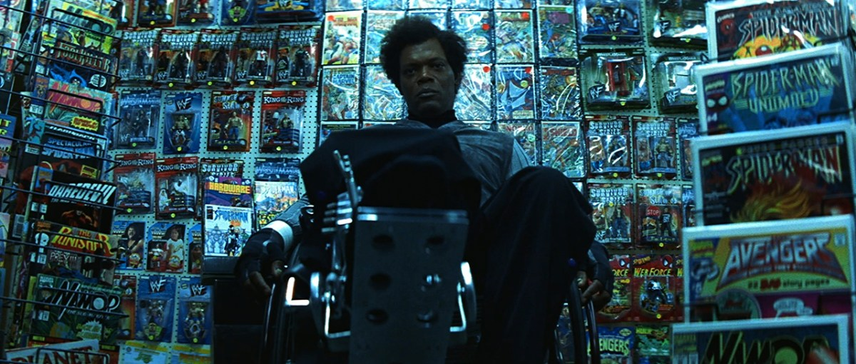 'Unbreakable' and the Horror of Superheroes